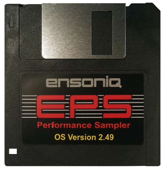 $8 - Ensoniq EPS Boot Disk V 2.49 - OS Operating System Sequencer- with E-Z PayPal Checkout and SUPER FAST SHIPPING!  Ensoniq EPS Disks for $8 and $3 to ship. Ask me questions!